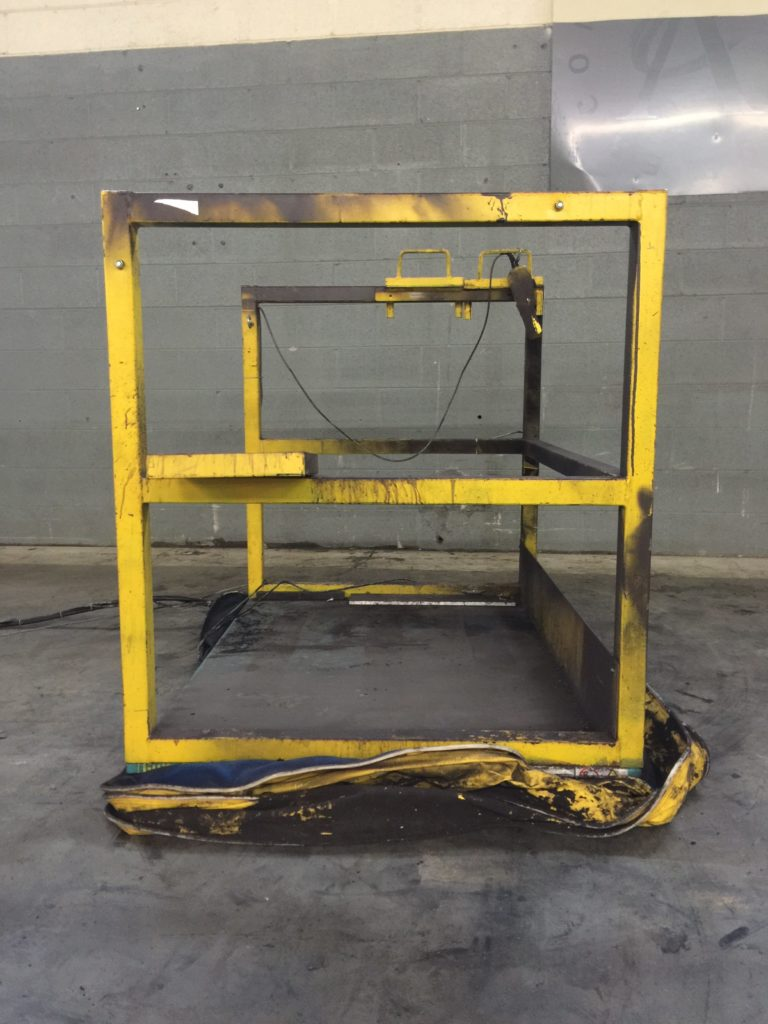 Industrial Electric Platform Lift Ccr Industrial Sales