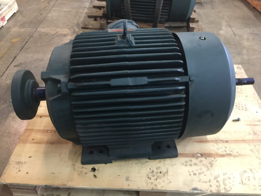 Reliance Electric Hp 50 Ph 3 RPM 1780 Motor - CCR Industrial Sales
