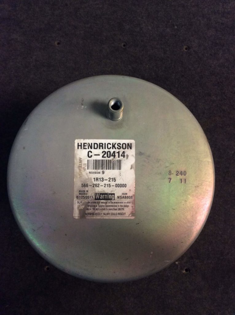 Air Bags For Trucks >> Replacement Air Spring Bags for Commercial Trucks Qty.6 ...