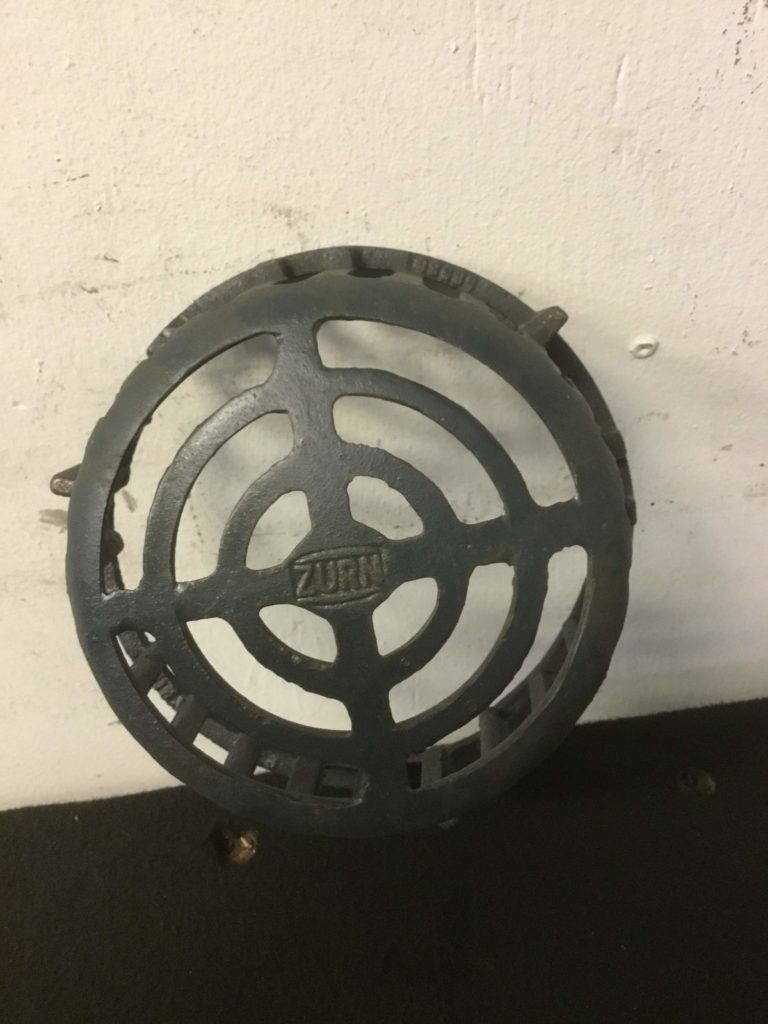 Zurn Cast Iron Roof Drain Dome 56586 Qty  8 - CCR Industrial