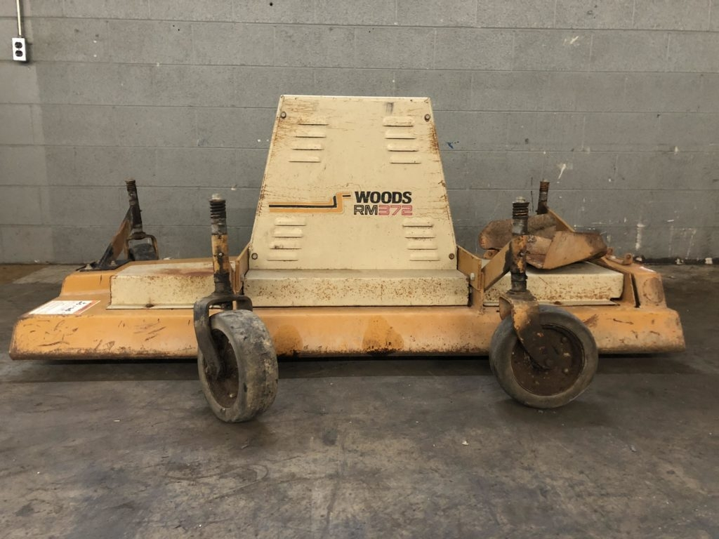 Woods Finishing Mower Model RM372-1