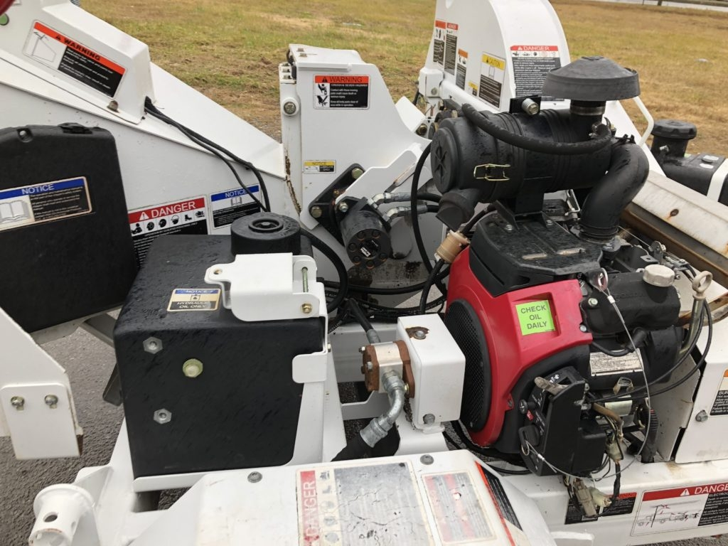 Altec D C 610 Pull Behind Wood Chipper Ccr Industrial Sales