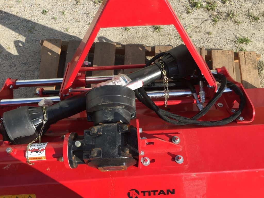 Titan Flail Mower 60