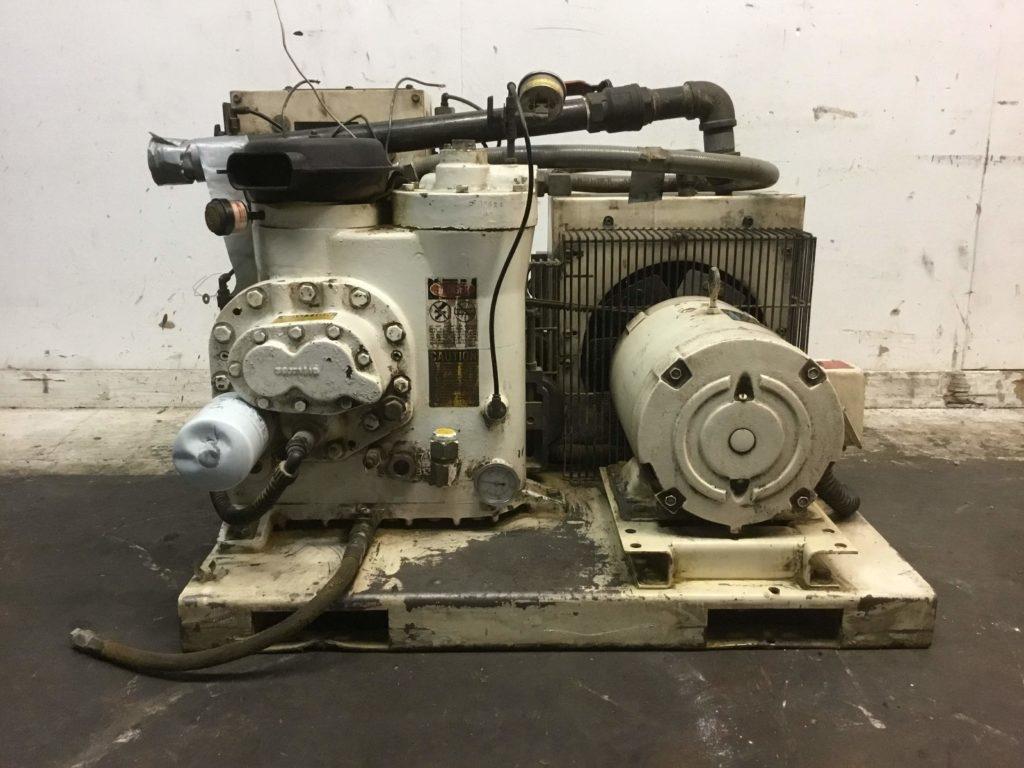 Ingersoll-Rand Screw Air Compressor U15H - CCR Industrial Sales