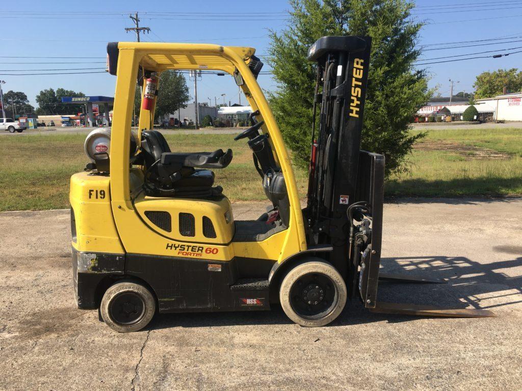 Hyster S60FT Forklift