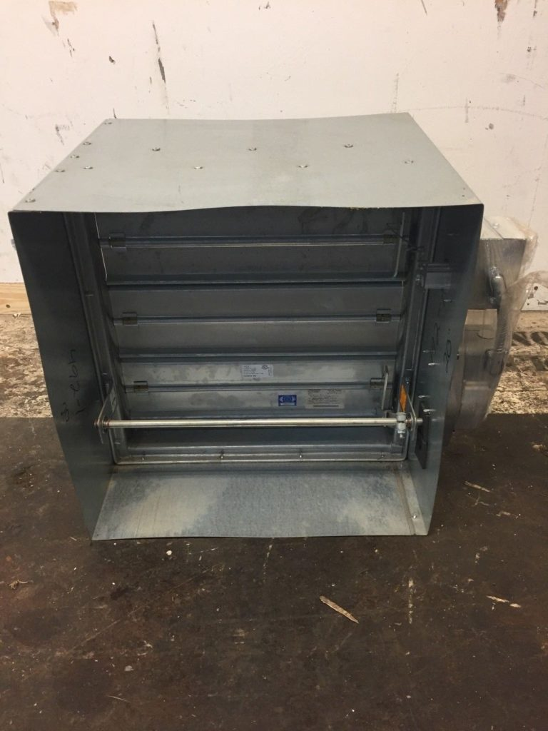 Ruskin FSD35 Combination Fire And Smoke Damper - CCR Industrial