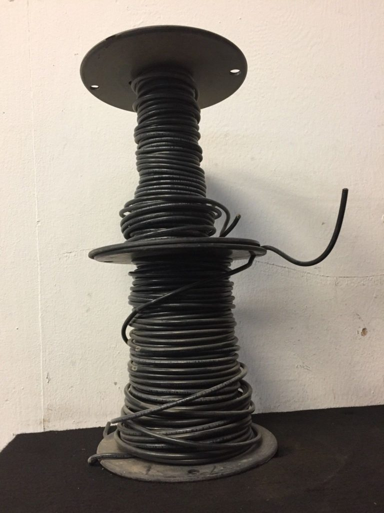 Lot of 10 Spools -10 AWG Wire - CCR Industrial