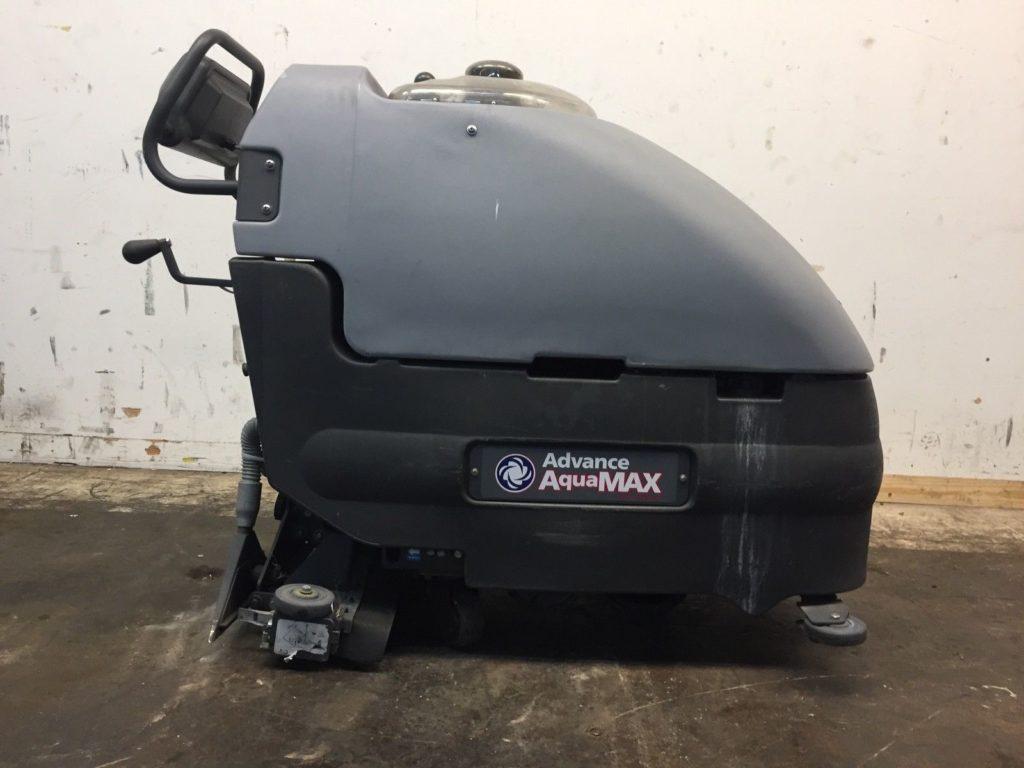 Nilfisk Advance Aquamax Carpet Extractor Ccr Industrial