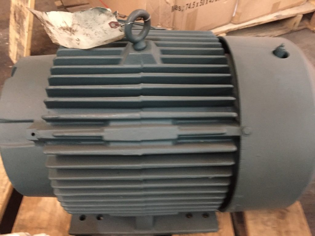 Reliance Electric P28c52798c Duty Master Motor