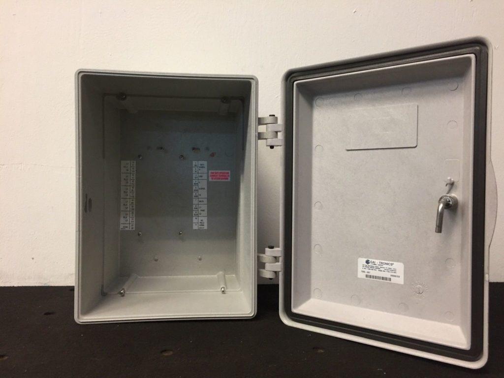GAI Tronics ... & GAI Tronics 7335-Multi-Party Weatherproof Non-Metallic Amplifier ...