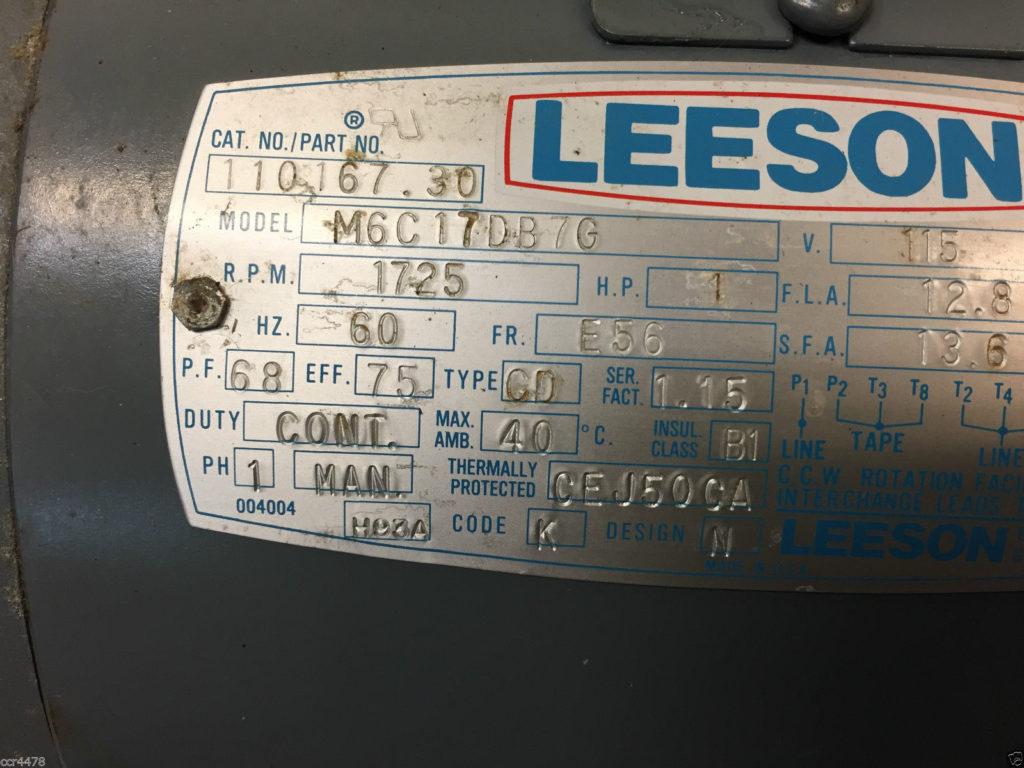 Leeson 115 230 Motor Wiring,Motor.Wiring Diagram Database