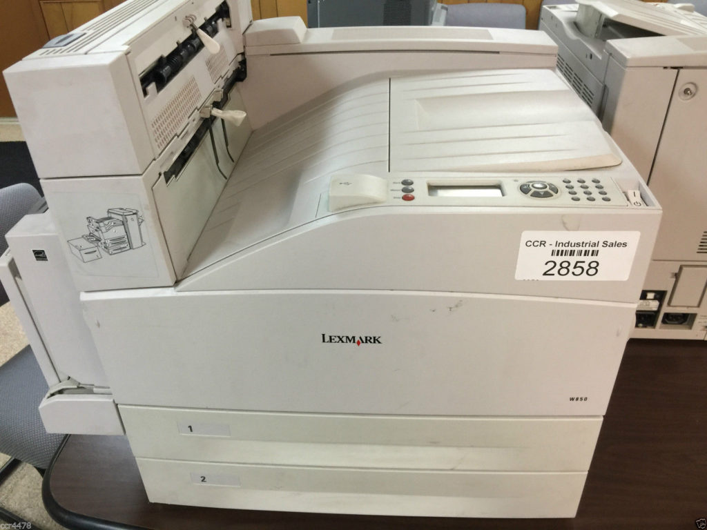 Drivers Update: Lexmark W850 Printer