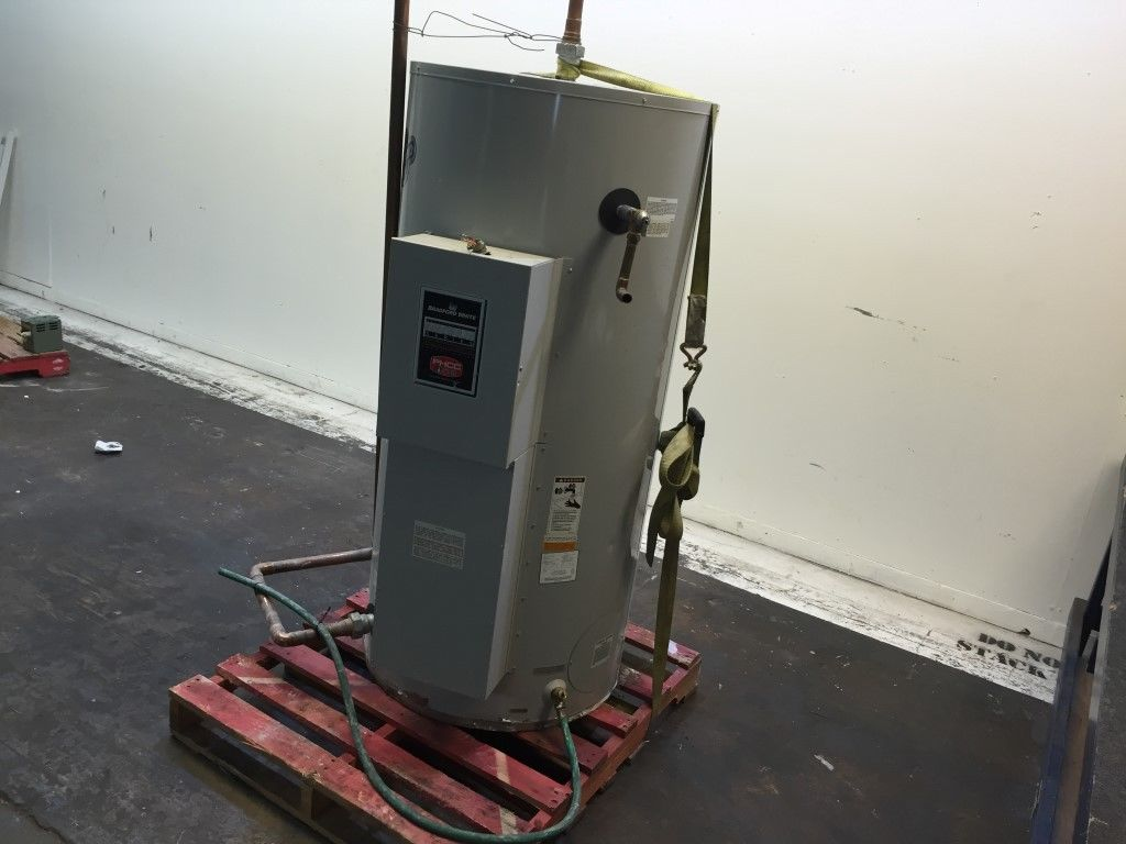 Bradford Water Heater >> Bradford White Commercial Storage Tank Water Heater Mii120183sf