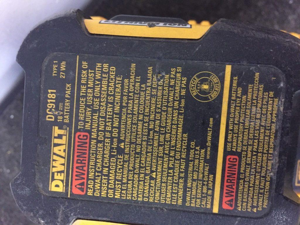 Dewalt Compact Drills Qty 9 Ccr Industrial Sales