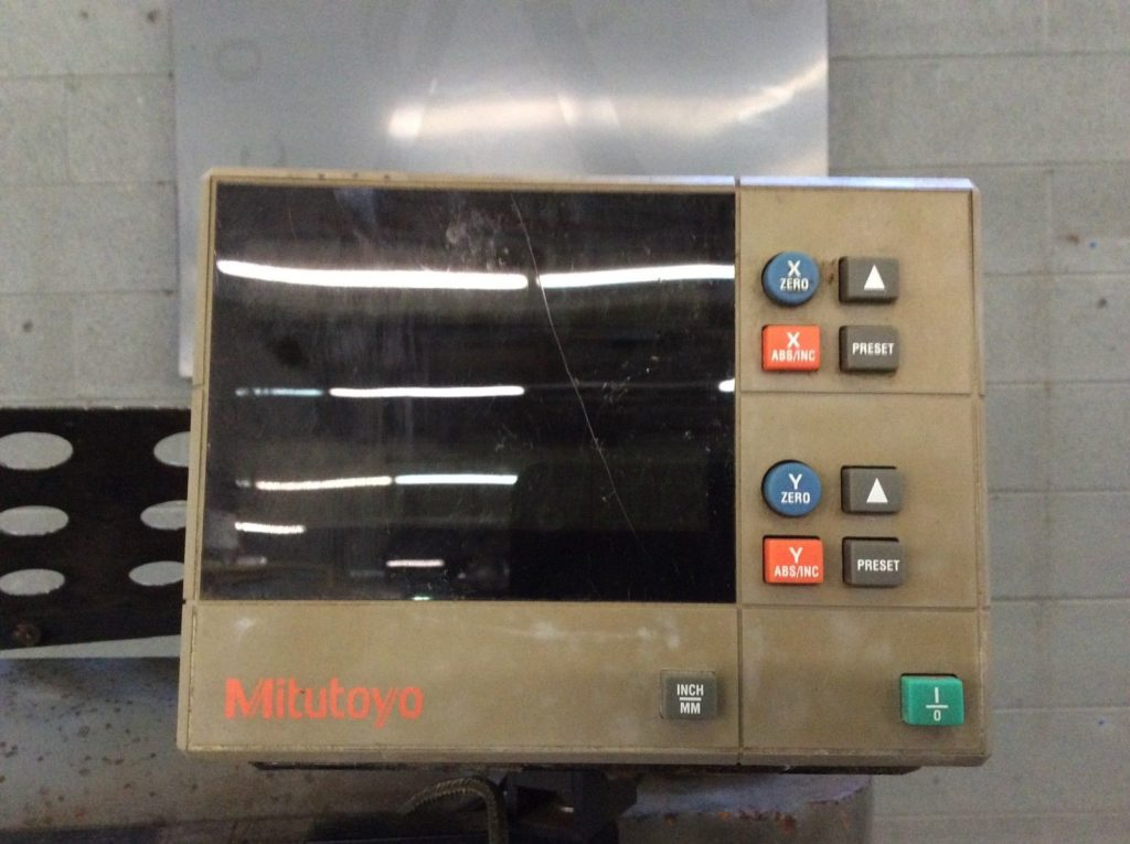 Hartford Milling Machine 1988 2s Ccr Industrial Sales