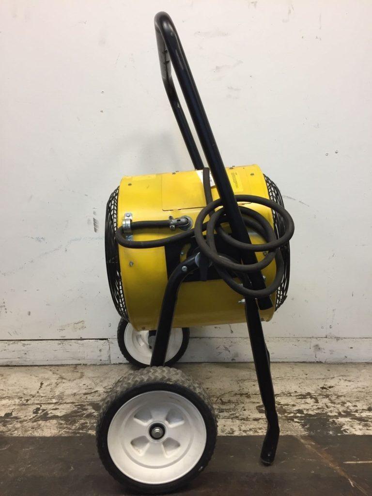 Fostoria Fes15483e Heat Wave Portable Electric Salamander